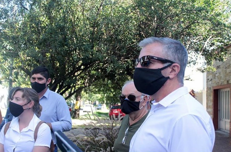 El Foro Ecologista aceptó ser veedor de las obras de calle Racedo
