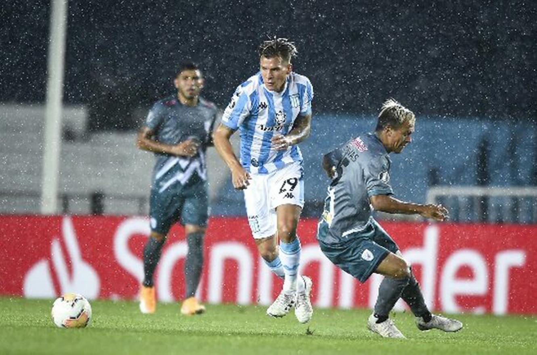 Copa Libertadores: Racing ganó, pero no le alcanzó para clasificar primero en su zona