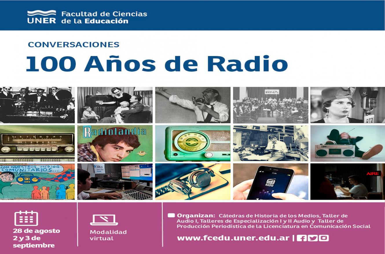 100º aniversario de la radio.