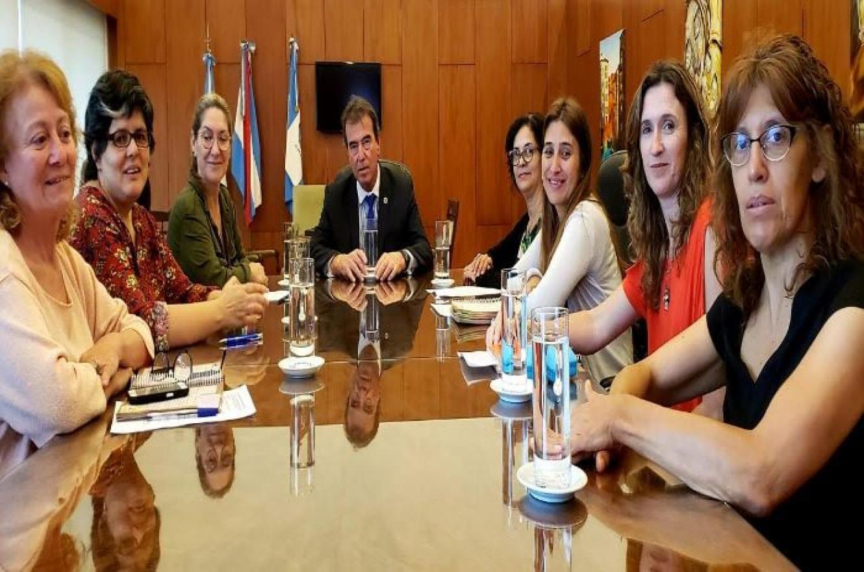 reunión con Castrillón
