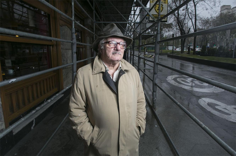 Javier Revert, autor de 'Trilogía de África' y 'Corazón de Ulises' ha fallecido en Madrid.