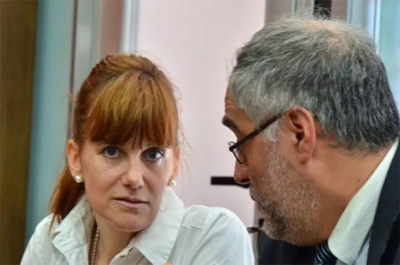 Imagen de archivo de Liliana Rivas, quien está condena a perpetua por matar a su esposo, Enzo Benedetich. Lleva casi tres años con domiciliaria y ahora el STJ analizará el caso.