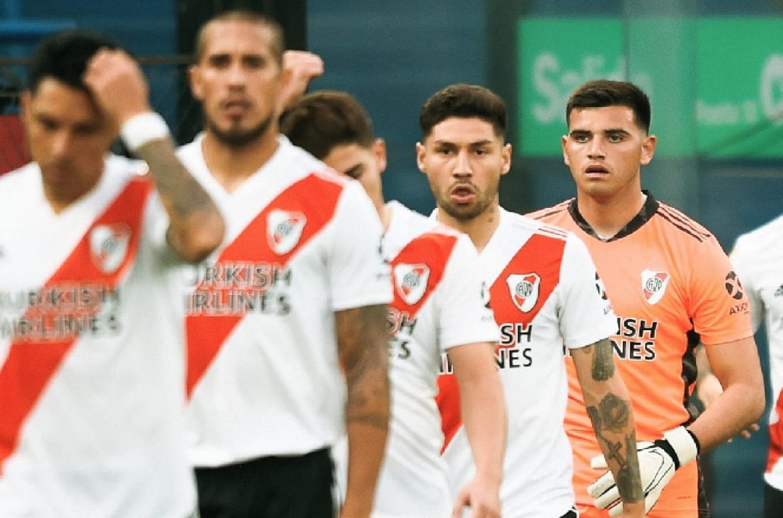 River sumó cinco nuevos casos de Covid-19 y no completa el equipo para la Libertadores