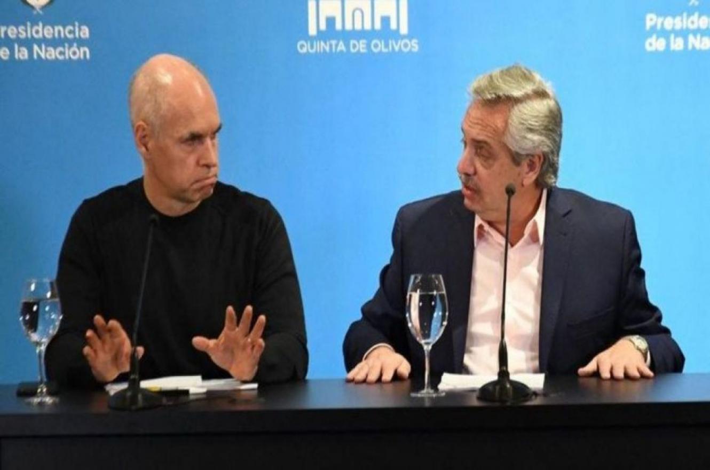 Fernández y Rodríguez Larreta se reunirán este viernes en Olivos