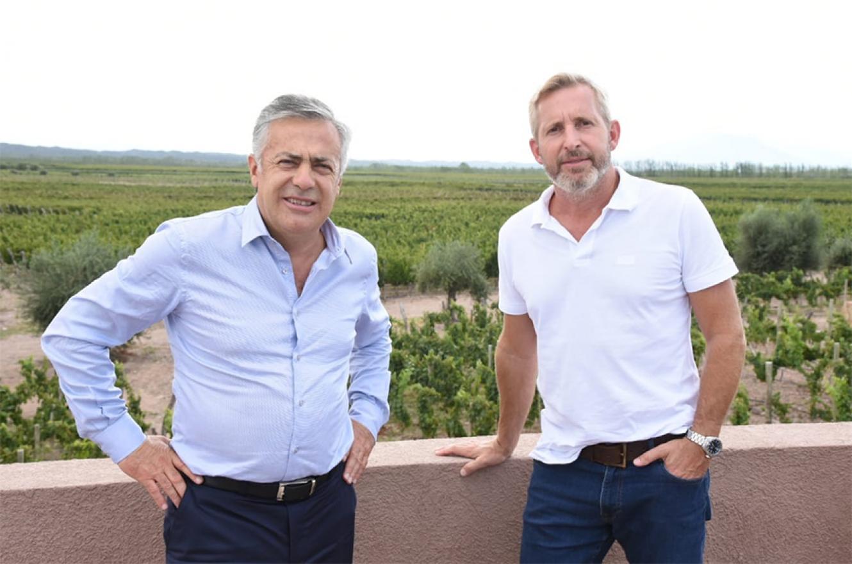 Frigerio se reunió en Mendoza con Alfredo Cornejo y otros dirigentes de Juntos por el Cambio para comenzar el armado electoral de este año y el de 2023.