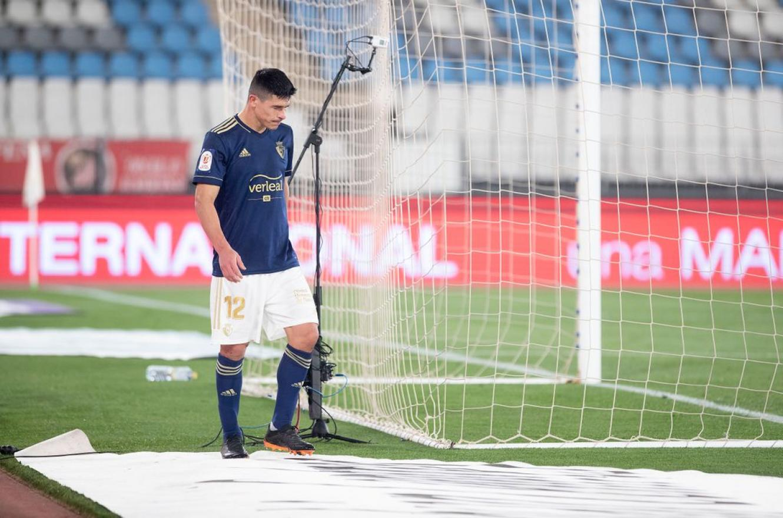 Por una grave lesión, el chajariense Facundo Roncaglia se perderá el resto de la temporada