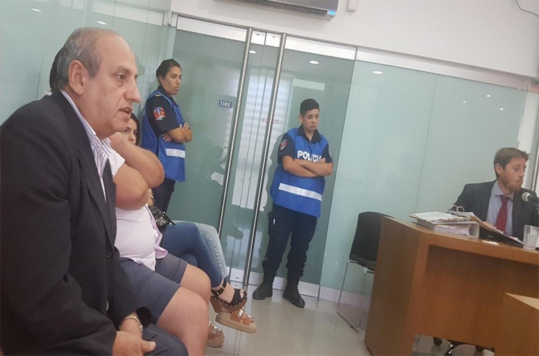 Imagen de archivo del intendente de Santa Elena, Domingo Daniel Rossi.