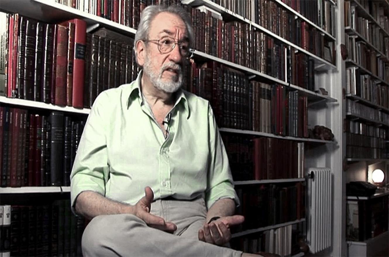 Horacio Salas fue también ex director del Fondo Nacional de las Artes y de la Biblioteca Nacional.