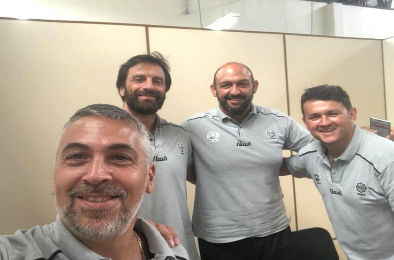 Rugby: el paranaense Emiliano Bergamaschi inició su ciclo en Olimpia Lions