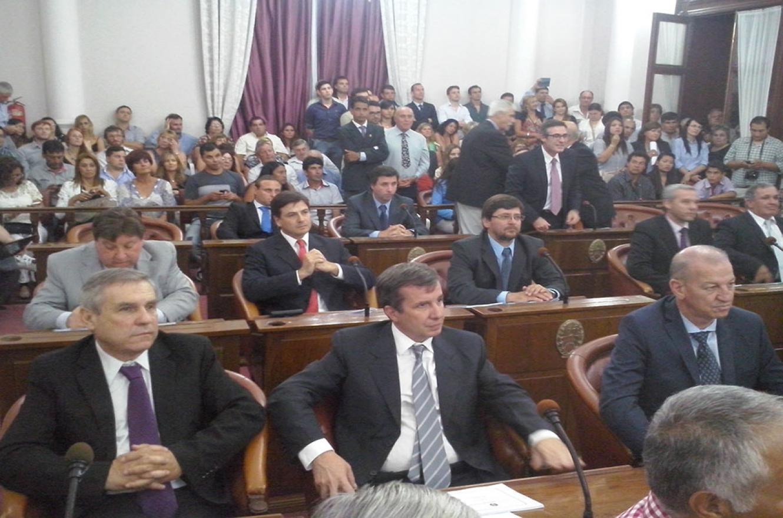 Senadores Cambiemos