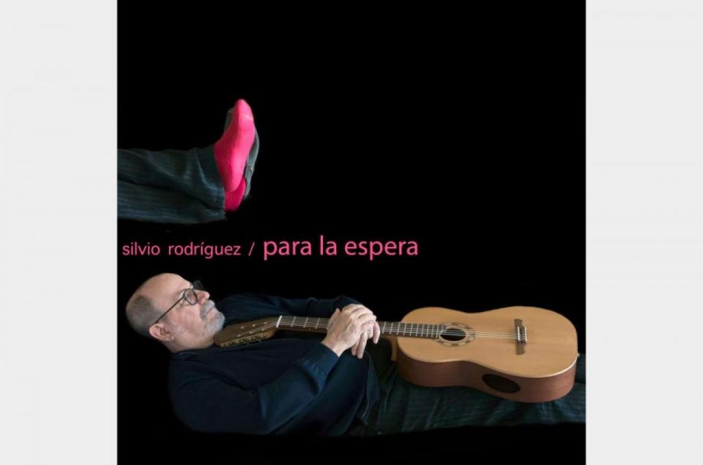 """""""Para la espera"""", el nuevo material discográfico del cantautor cubano, Silvio Rodríguez"""