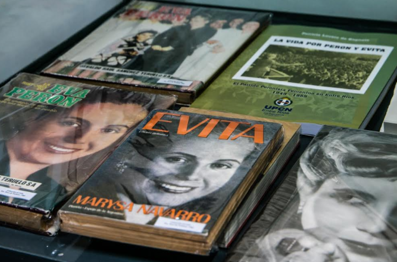 cuento infantil sobre Evita en formato digital