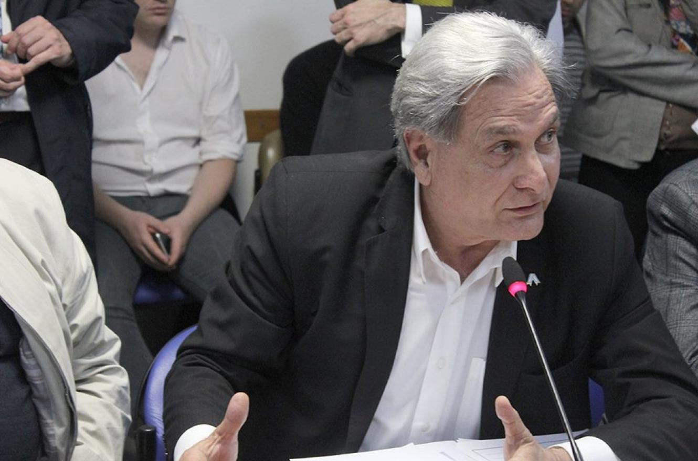 Solanas apoyó el reclamo de Bordet contra la quita de recursos coparticipables
