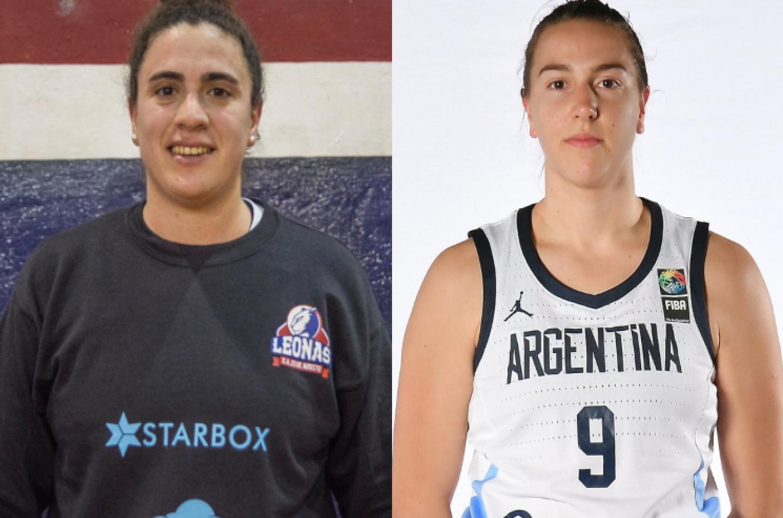 Básquetbol: dos entrerrianas seguirán su carrera en Uruguay