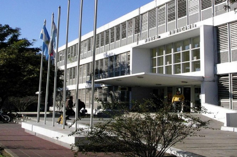 Edificio del Poder judicial
