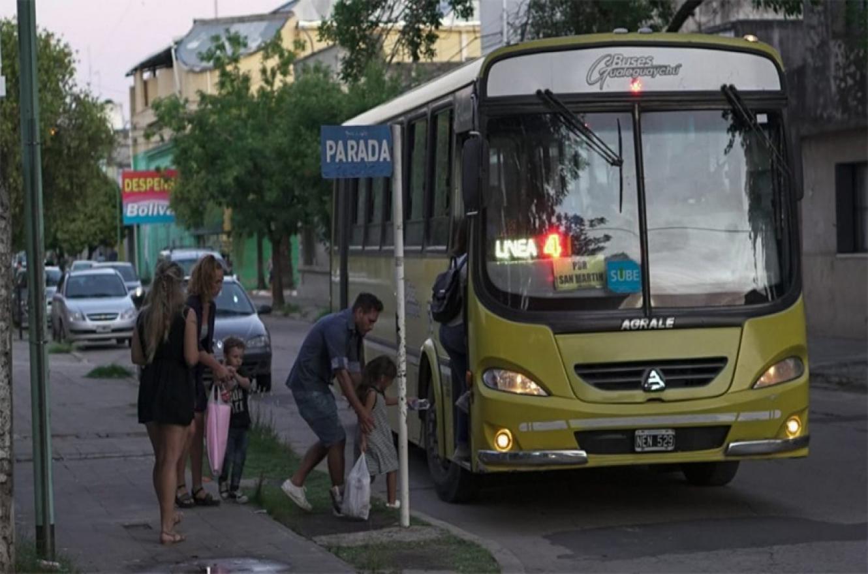 Gualeguaychú es la localidad más perjudicada en el reparto del Fondo Compensador destinado al transporte público de pasajeros.