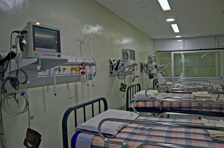 camas de terpia intensiva