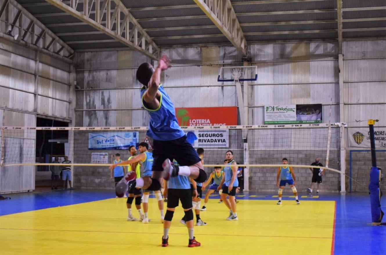 Paracao ya entró en la cuenta regresiva para recibir a la Liga de Voleibol Argentina