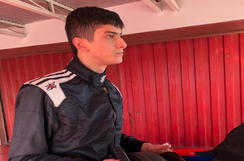 Werner Competición sumó al uruguayo Tomás Ganzella para la Fórmula Renault