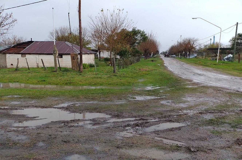 San Gustavo (Departamento La Paz) y Nueva Vizcacha (Departamento Federal) fueron las dos localidades más afectadas por la tormenta.