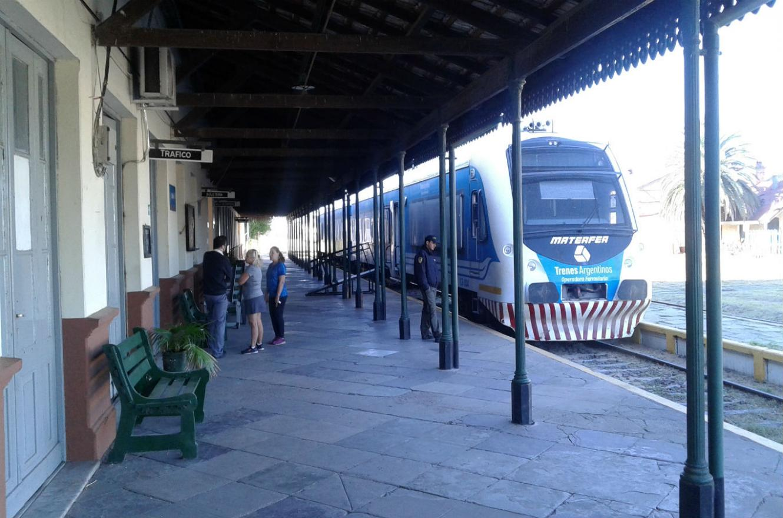 Trenes Paraná