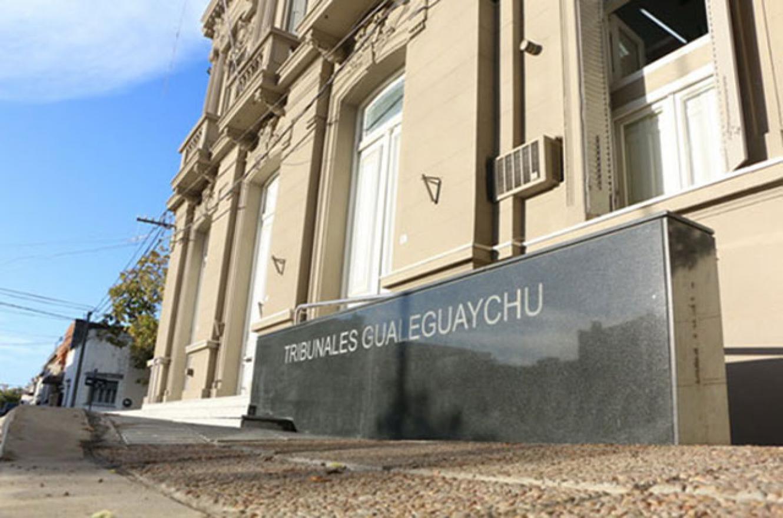 Resultado de imagen para tribunal de gualeguaychu