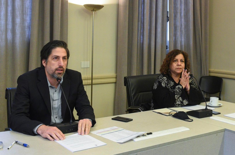 Nicolás Trotta se reunió con sus pares provinciales