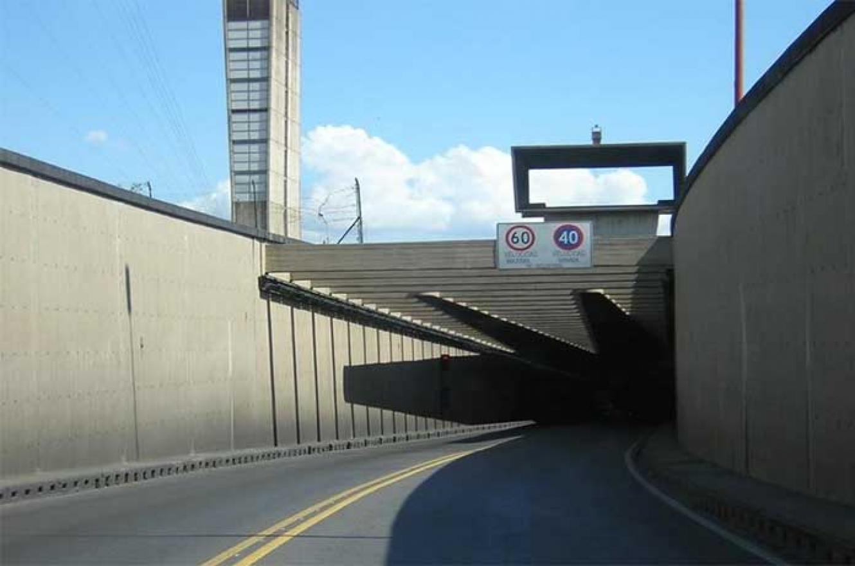 El Túnel Subfluvial dejó de cobrar peaje temporalmente