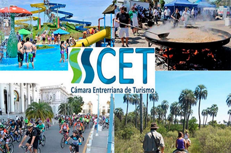 La Cámara Entrerriana de Turismo (CET) tiene desde el lunes nuevas autoridades.