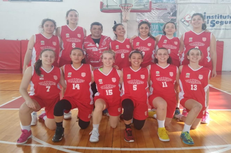 Talleres se consagró otra vez campeón de la Copa de Oro U17