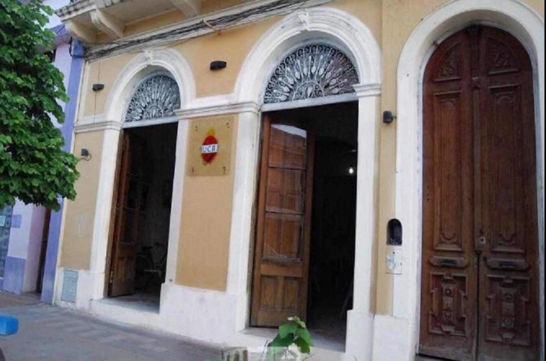UCR Gualegauychú