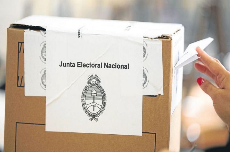 urna voto elecciones
