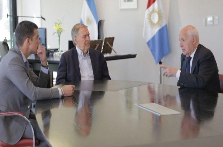 Lavagna celebró fallo de la Corte y se reunió con Schiaretti