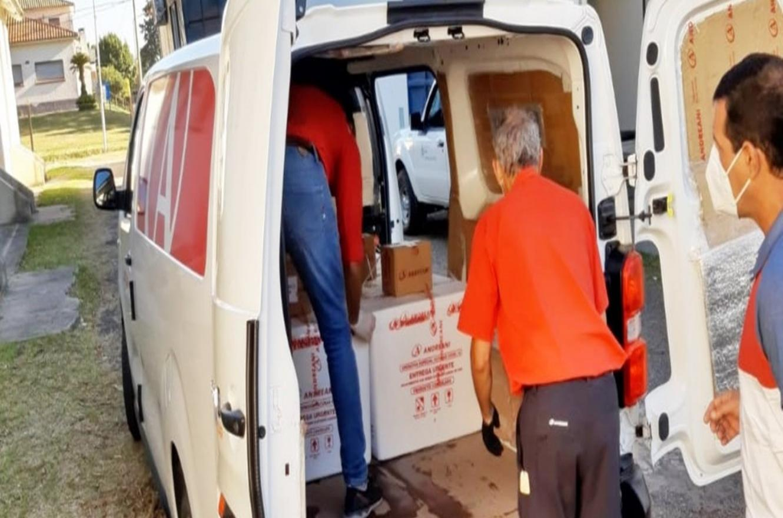 vacunas llegada a Paraná