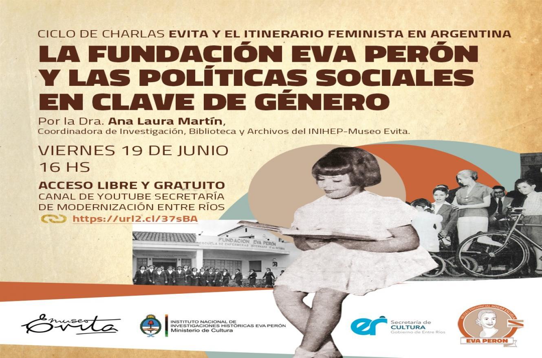 """""""Evita y el itinerario feminista en Argentina"""""""