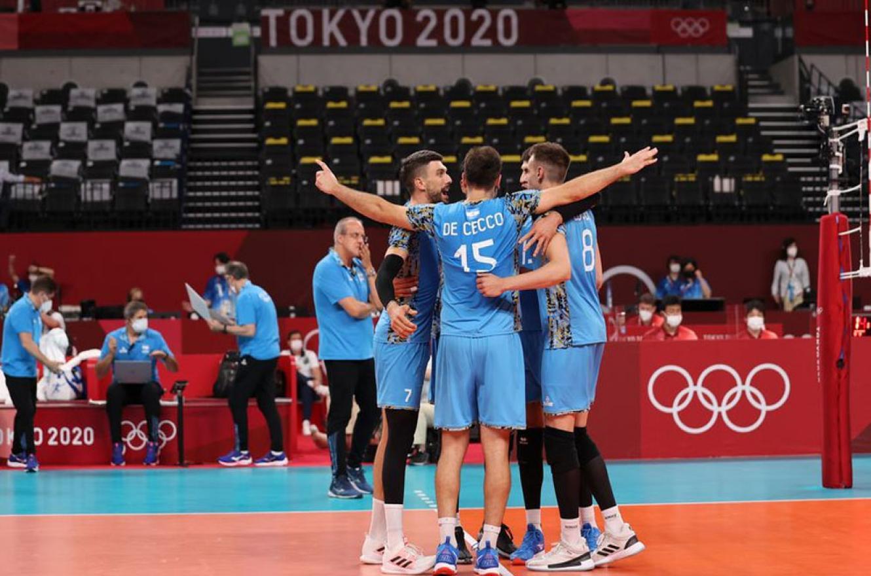Voleibol Argentina Tuvo Una Gran Remontada Ante Tunez Y Agiganto Su Sueno De Cuartos Analisis