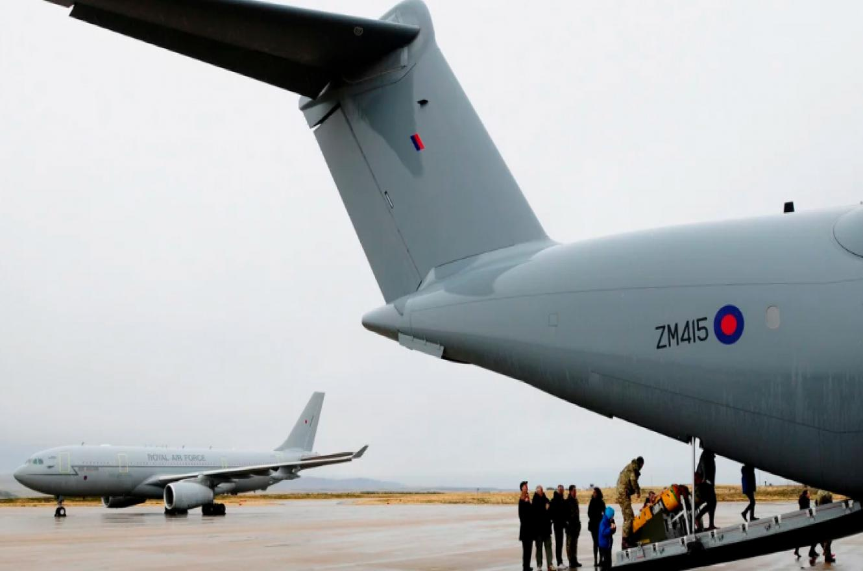 Un nuevo vuelo que unirá Malvinas con el continente operará desde noviembre