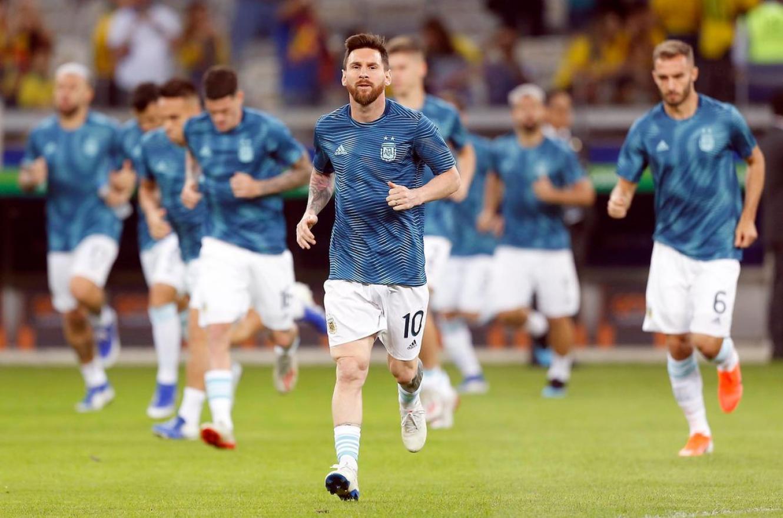 Fútbol: Argentina conoció días, horarios y sedes para la continuidad de las Eliminatorias