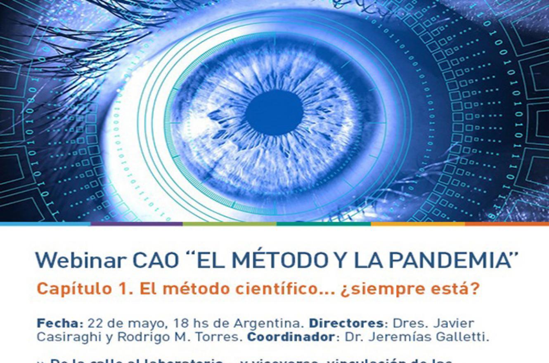 científicos Método y Pandemia