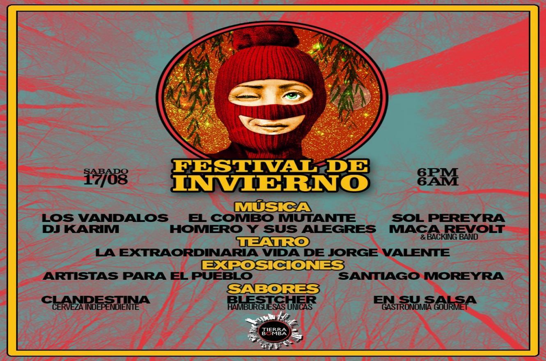 Festival de Invierno de Tierra Bomba