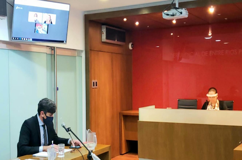 Imagen prensa Tribunales