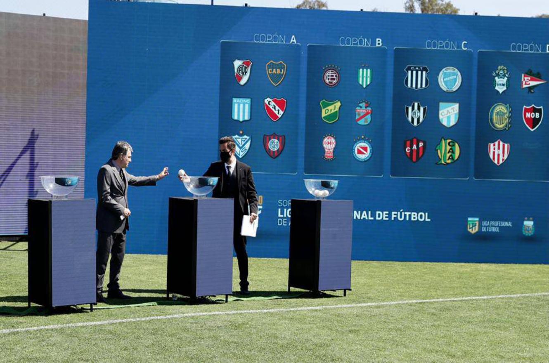 Vélez, Huracán y Gimnasia serán rivales de Patronato en el regreso del fútbol argentino