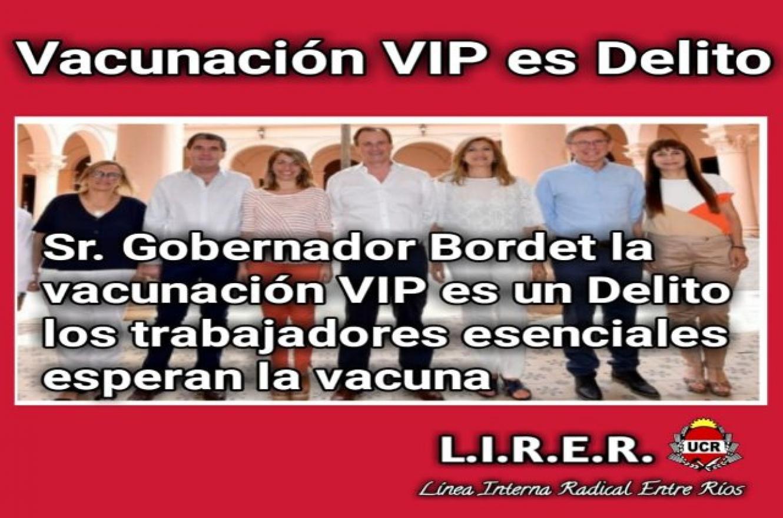 gabinete provincial vacunación LIRER