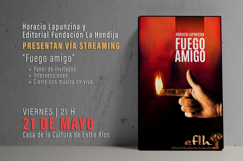 """""""Fuego amigo"""""""