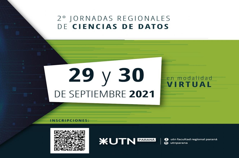 2das Jornadas Regionales de Ciencia de Datos