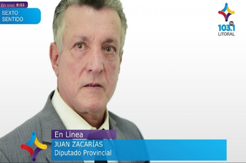 Juan Domingo Zacarías