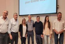 En Paraná, Morales y Negri dieron su apoyo a la lista que encabeza Frigerio