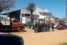 Operativos de la Policía Federal.