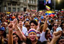 Venezolanos en Argentina.
