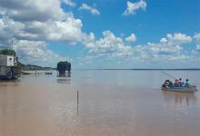Río Paraná.
